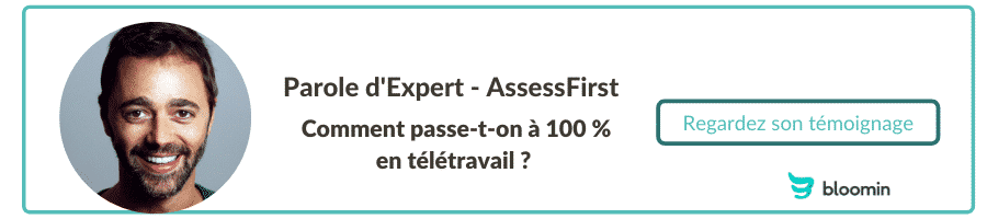 Parole d'expert Assessfirst Full Remote