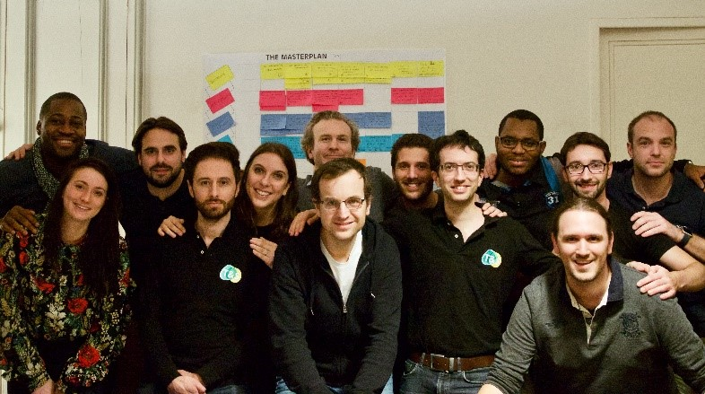 Equipe Touch & Sell