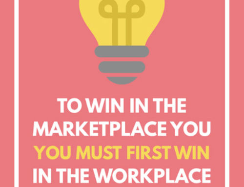 To win in the marketplace