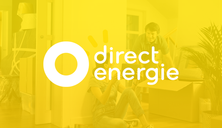 Cas client Direct Energie